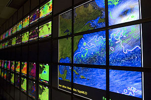 NASA Advanced Supercomputing Division - Image: NASA Hyperwall 2