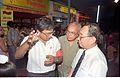 NCSM and Goto Dignitaries - Dinosaurs Alive Exhibition - Science City - Calcutta 1995-06-15 260.JPG
