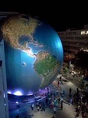 NC Museum Of Natural Sciences Nature Research Center-Daily Planet