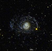 中間渦巻銀河