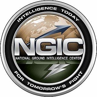United States Army Intelligence and Security Command - Image: NGIC