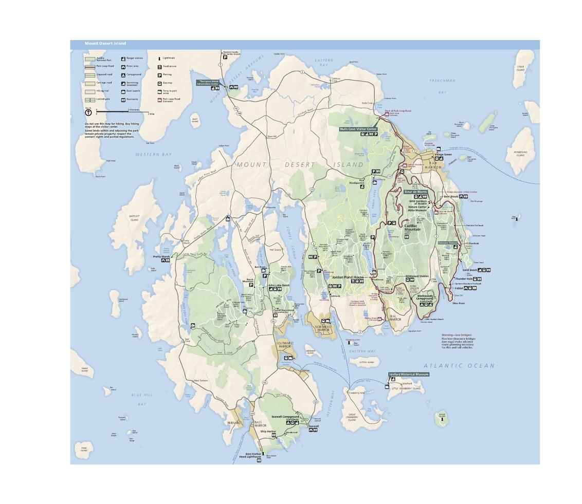FileNPS Acadiamappdf Wikimedia Commons - Jordan map hd pdf
