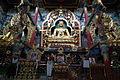 Namrodoling Monastery (Golden Temple) Bylakuppe 6760.JPG