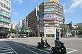 Nanjing W. Rd. & Zhongshan N. Rd. Sec. 2 intersection, Taipei 20190814.jpg