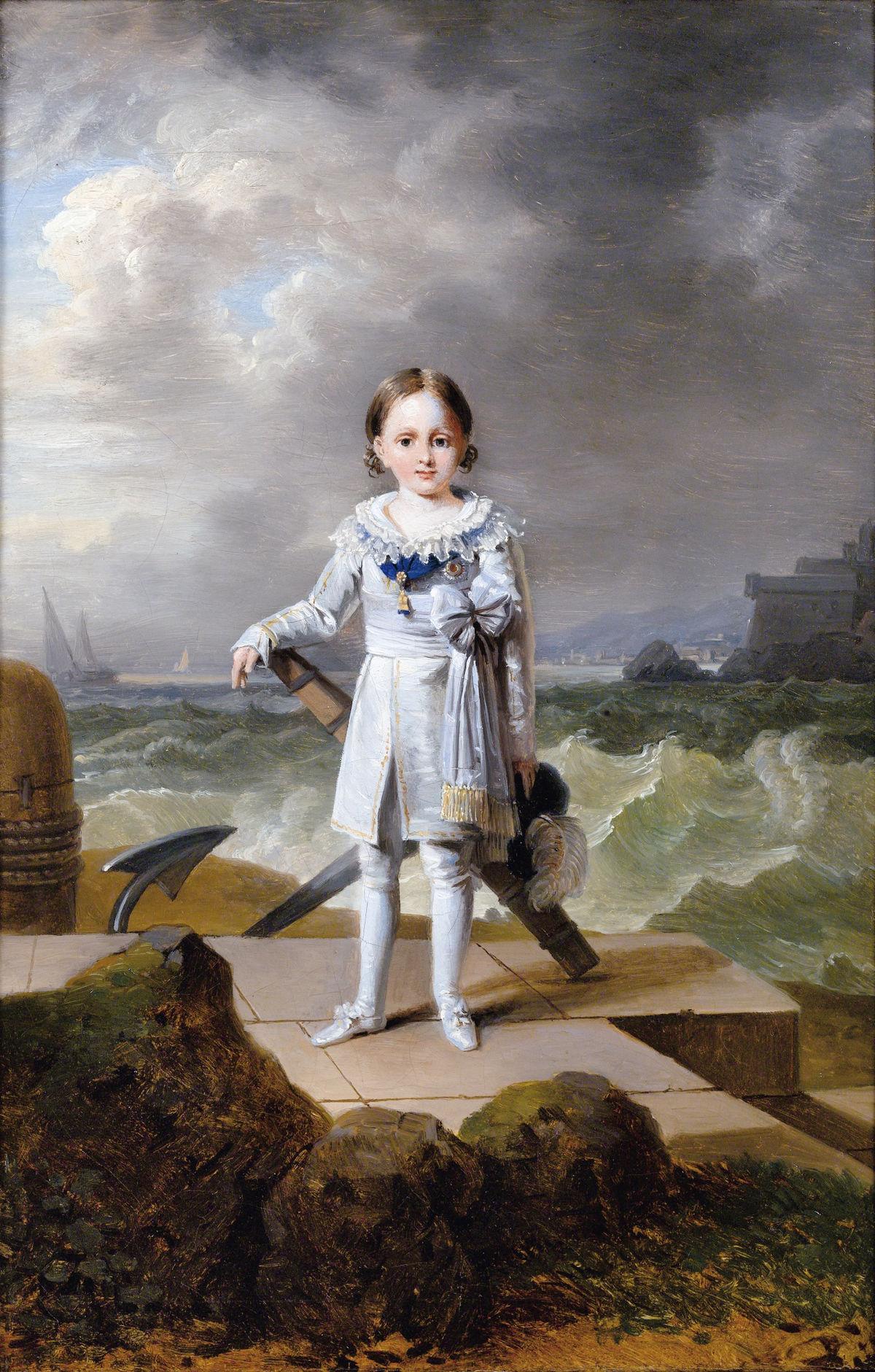 Napoléon Louis Bonaparte 1804–1831 –