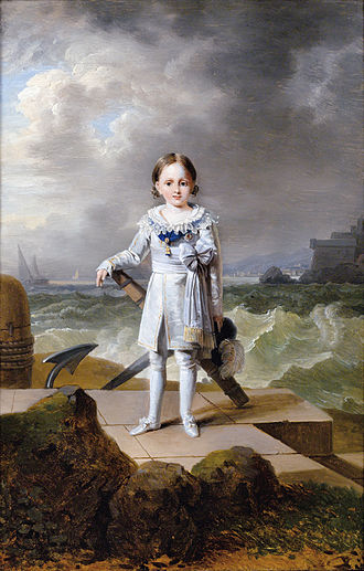 Napoléon Louis Bonaparte - Image: Napoléon Louis Bonaparte, by François Joseph Kinson