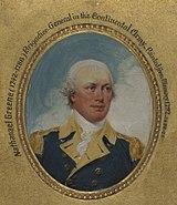 Nathanael Greene by John Trumbull 1792