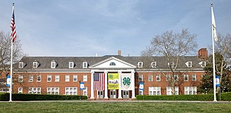 Chevy Chase, Maryland - 4-H Youth Conference Center