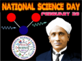 National science day - physical science for ever.png