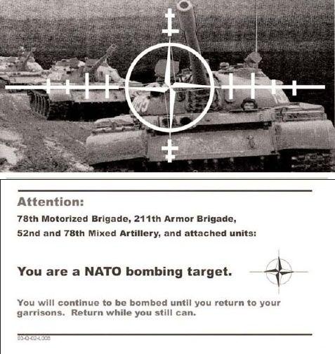 Nato flyer