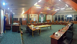 Parliament of Nauru