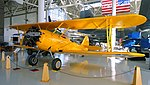 Naval Aircraft Factory N3N-3 Yellow Peril, 1935 - Evergreen Aviation & Space Museum - McMinnville, Oregon - DSC00637.jpg