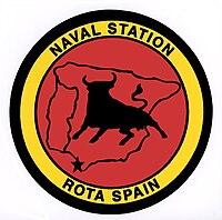 Naval station rota bull logo spain.jpg