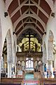 Nave and chancel, All Saints' Church, North Street, York.jpg