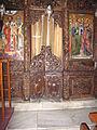 Nazareth, Greek Orthodox Church of the Annunciation, inside (003).JPG