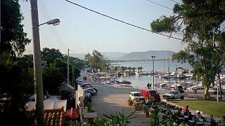 Nea Makri Place in Greece
