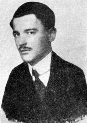 Nedeljko Čabrinović - Nedeljko Čabrinović, c.1910s