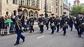 Nederlands Politie Orkest (NPO) - Coolsingel - Rotterdam (21519930849).jpg