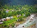Neelam Vally and river.jpg