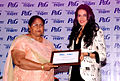 Neha Dhupia at P&G's 'Thank you, Mom' event 02.jpg
