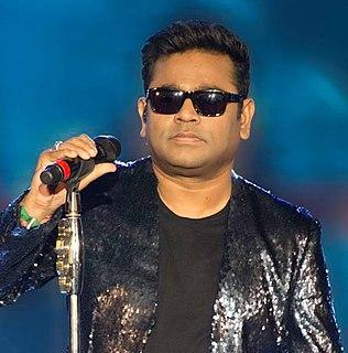 A. R. Rahman discography