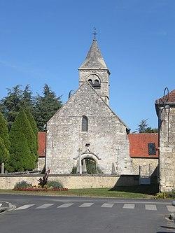Chapelle Saint-Christophe-et-Saint-Jacques d'Auvillers