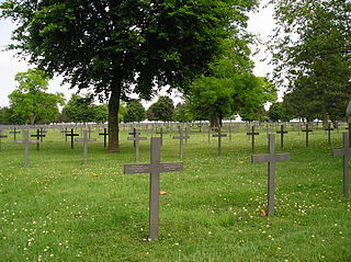 Neuville-St Vaast German war cemetery cemetery located in Pas-de-Calais, in France