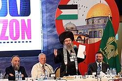 Afbeeldingsresultaat voor alexander DUgin on zionism