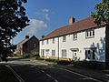 New Houses on the Site of the Former Walnut Tree Pub, Eccles, Kent.jpg