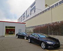 Tesla Factory - Wikipedia