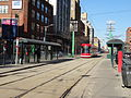 New streetcar 4404 heading south on Spadina, near King, 2014 12 20 (9) (15885053718).jpg