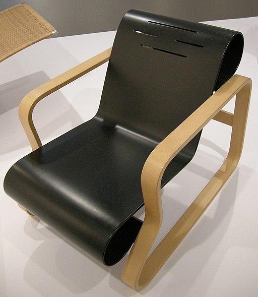 Ngv design, alvar aalto, armchair 41, 1930