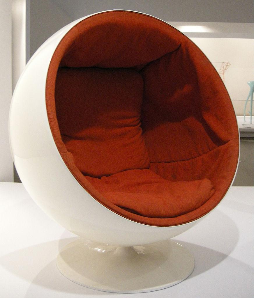 Swell File Ngv Design Eero Aarnio Globe Chair 1963 65 01 Jpg Inzonedesignstudio Interior Chair Design Inzonedesignstudiocom