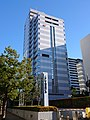 Nichirei Akashicho Building, at Akashicho, Chuo, Tokyo (2019-01-02).jpg