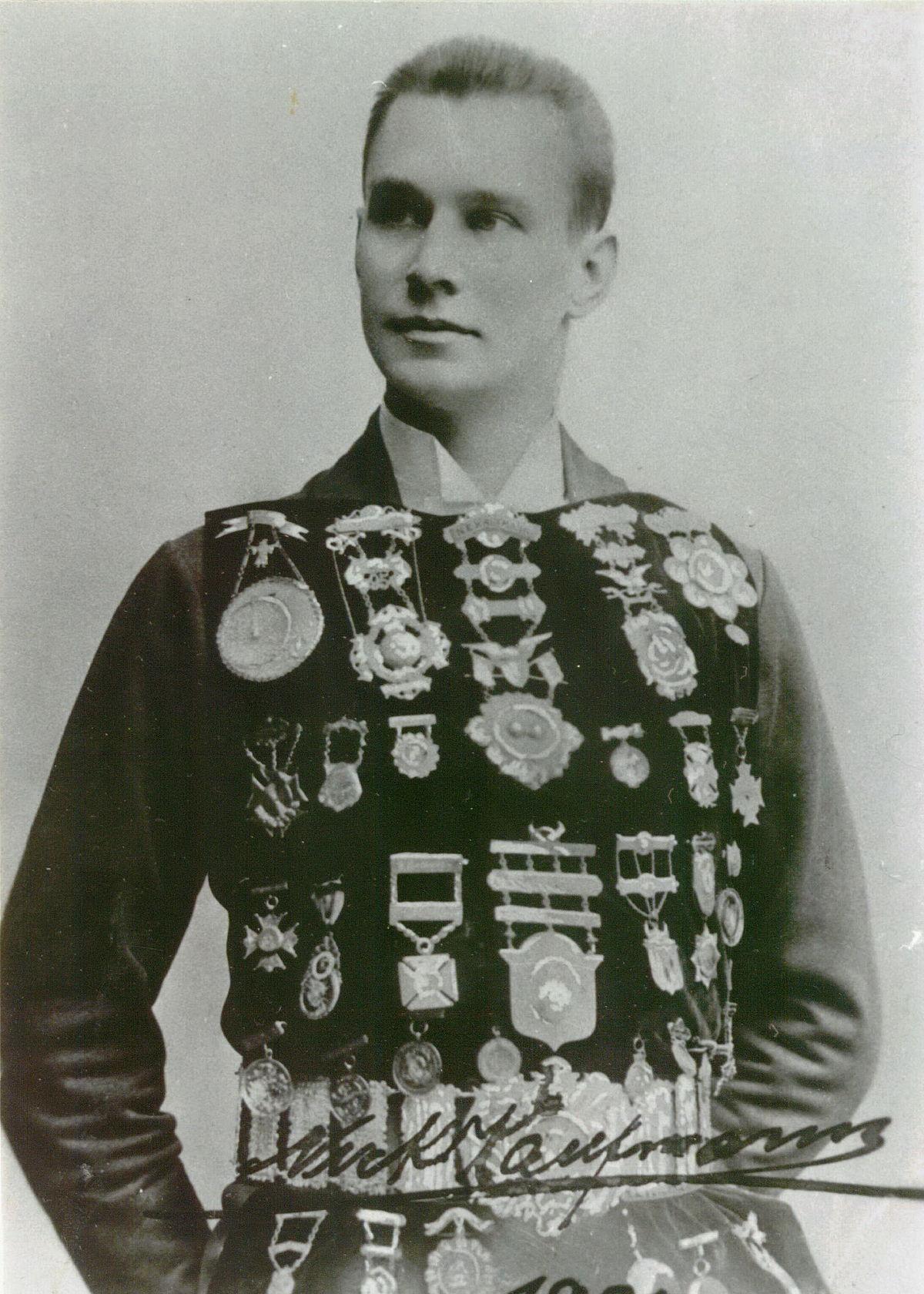 Nick Kaufmann Wikipedia
