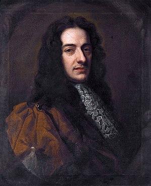 Nicola Matteis - Nicola Matteis (Godfrey Kneller, 1682)