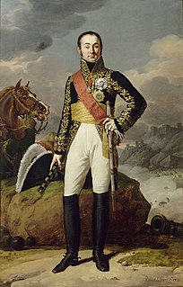 Nicolas Oudinot French Marshal