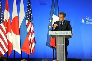 37th G8 summit in Deauville
