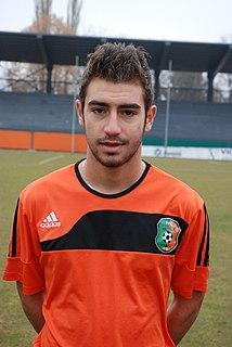 Nikola Kolev Bulgarian footballer