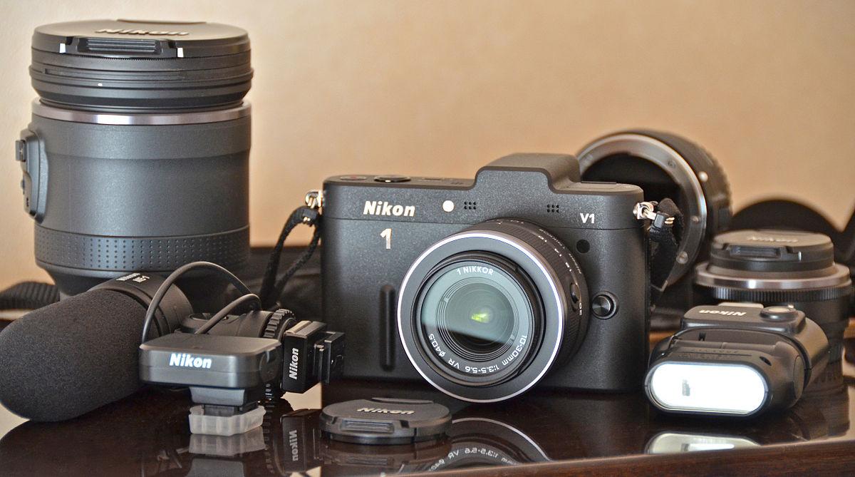 Nikon 1 series - Wikipedia