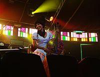 Nina Garenetska (DakhaBrakha) (Haldern Pop 2013) IMGP6707 smial wp.jpg
