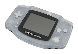 Game Boy line - Game Boy Advance