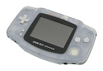 Game Boy family - Game Boy Advance