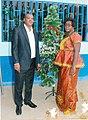 Njimele and his wife Zafack.jpg