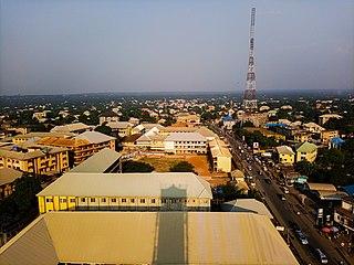 Nnewi City in Anambra State, Nigeria