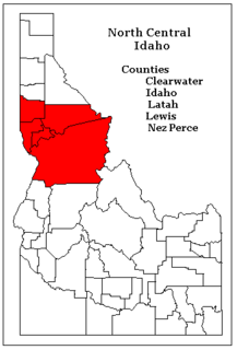 North Central Idaho