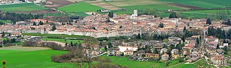 Umbria - View of Norcia