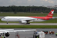 VP-BGH - A321 - Nordwind Airlines