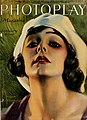 Norma Talmadge by Rolf Armstrong, Photoplay January 1920.jpg