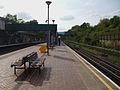 North Acton stn eastbound look west.JPG